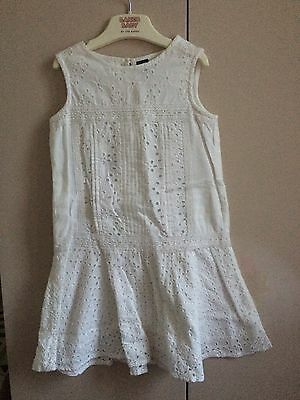 Gap Girls Broderie Anglaise Dress Age 4 Years