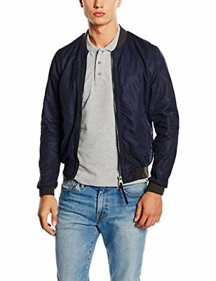 (TG. Small) Redskins MASTER ATLAS-impermeable Uomo    Blu (Navy Blue) (t2w)
