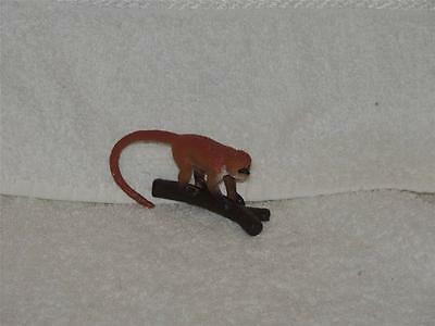 Safari Ltd Red Tail Tailed Monkey Figure Toy
