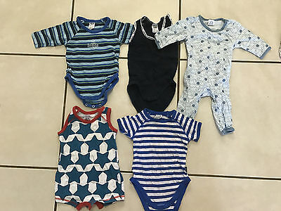 BONDS PACK Size 000 mixed items Bodysuit Rompers AIO