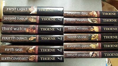 Complete A.D. Chronicles Bodie & Brock Thoene Books 1-12 Hardcovers