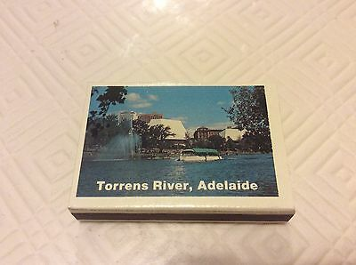 Vintage Torrens River Adelaide Box Matches