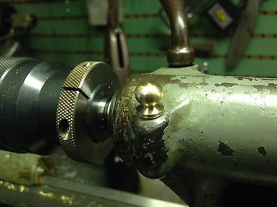 South Bend Metal Lathe Tailstock Center Oil/Grease Dauber for resevoir plug