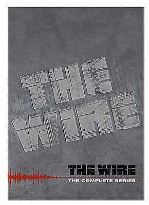 The Wire: The Complete Series (Dominic West, John Doman, Wendell Pierce
