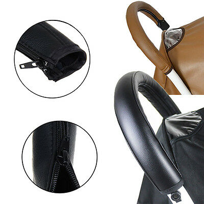 New Armrest Covers Pram Stroller Accessories Arm Handle Protective Case Cover i