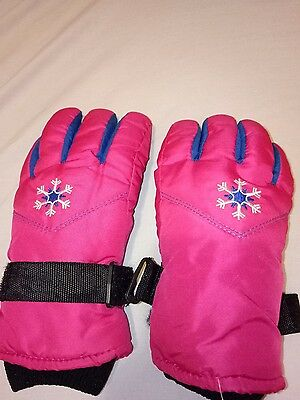 kids snow gloves