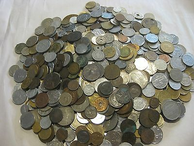Coins Bulk 4.8kg world Collection