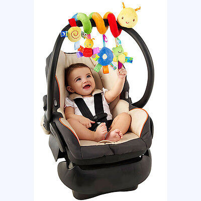 Rattles Mobile 1 PC Infant Toys Baby Crib Revolves Around The Bed Stroller