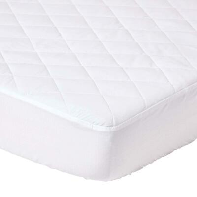 Luxury Deep Quilted Waterproof Mattress Protector Single Double King Super King