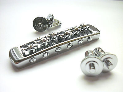 Schaller STM Tunamatic Roller Bridge Chrome M5/M8