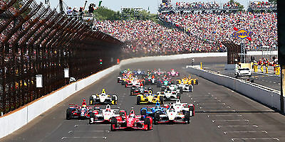 (2) Indianapolis 500 Tickets  May 28, 2017 Indy
