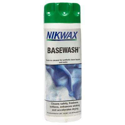 Nikwax Base Wash 300Ml Fabric Washing Treatment One Colour