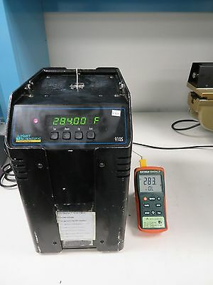 Fluke/Hart Scientific Model 9105 Dry-Well Calibrator - FX21