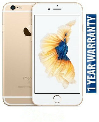 Apple iPhone 6 6S 6 Plus -16G 64G 128G Grey/Gold/Silver (Factory Unlocked)