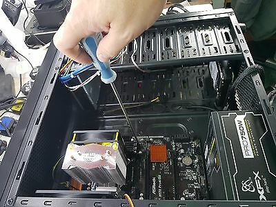 Mobile computer repair business based in West Sussex, £35,000+ turnover per year
