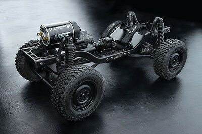 MST CFX 1/10 4WD High Performance Scale Crawler KIT 532148