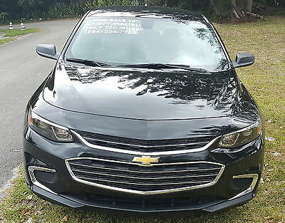 2016 Chevrolet Malibu LS Mint Condition -- Practically New. Less than 2,000 miles.