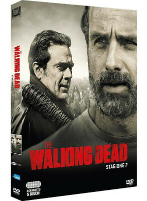 The Walking Dead - Stagione 7 (5 Dvd) Serie Tv Horror In Pren.