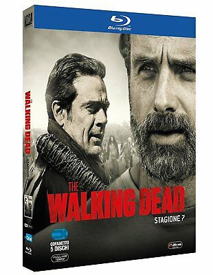The Walking Dead - Stagione 7 (5 Blu-Ray) Serie Tv Horror