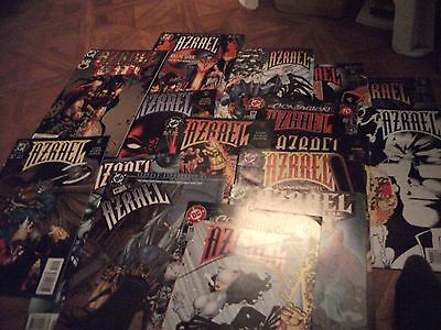 Lot dc comics AZRAEL