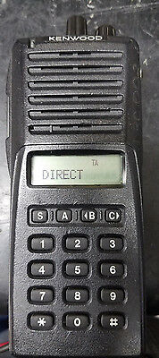 Kenwood TK-480 Two Way Radio (Version 1)