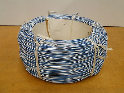 UL 22 AWG Lucent Technologies Cross Connect Communications Cable 3000 FT NEW