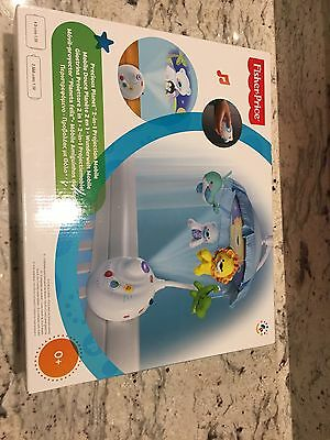 Fisher Price Precious Planet Projection Mobile