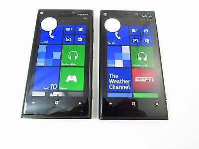 Lot of 2 Nokia Lumia 920 (AT&T) (Check ESN)_C12
