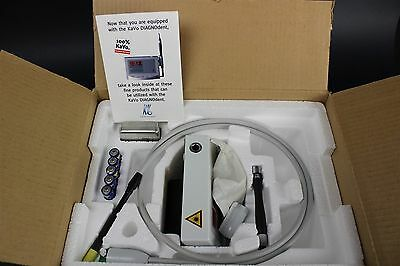 NEW, UNUSED KaVo DIAGNOdent Dental Laser Caries Detection Aid w/ Batteries