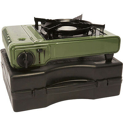 Camping Gas Stove Cooker Portable Outdoor Hiking BBQ Picnic Cooking Burner Cook