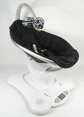 4Moms Mamaroo Classic Electronic Infant Swinging Rocker Seat With Mobile/charger