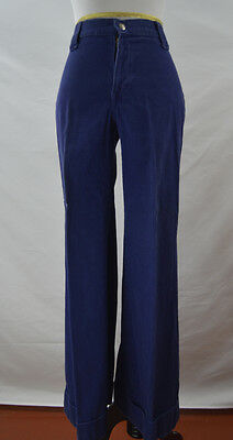 Vintage 1970s Women's Levi's Bell Bottomed Pants/Jeans 25 x 30