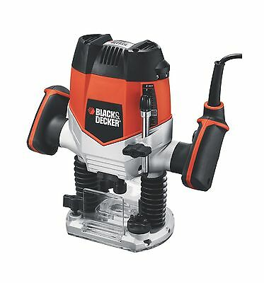 BLACK + DECKER RP250-CA 2-1/4-Inch 10 Amp Variable Speed Plunge Router