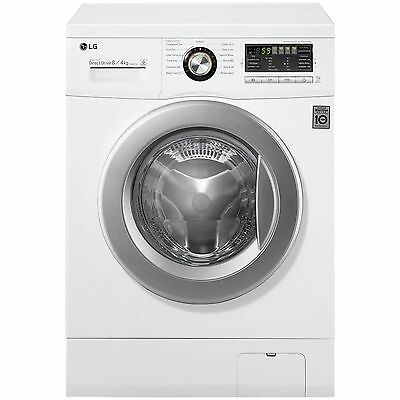 LG F1496AD1 Free Standing 8/4KG 1400 Spin Washer Dryer - White. From Argos ebay