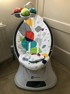 Mamaroo 4 Moms 2015 model Baby Bouncer Bouncing Chair Swing With Insert