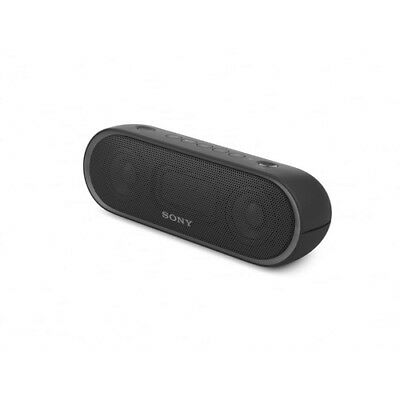 Sony SRSXB20 Extra Bass Bluetooth Speaker Black