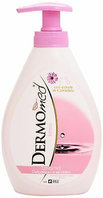 Dermomed Detergente Intimo Sensitive -300 ml (A2z)