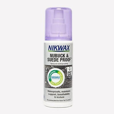 Nikwax Nubuck Spray 125Ml Fabric Washing Treatment One Colour