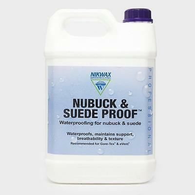 Nikwax Nubuck & Suede Proofer 15 Litre Fabric Washing Treatment Assorted