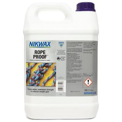 Nikwax Rope Proofer 5 Litre Fabric Washing Treatment Assorted
