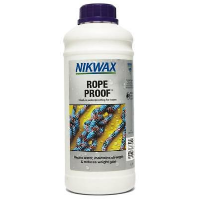 Nikwax Rope Proofer 1 Litre Fabric Washing Treatment One Colour