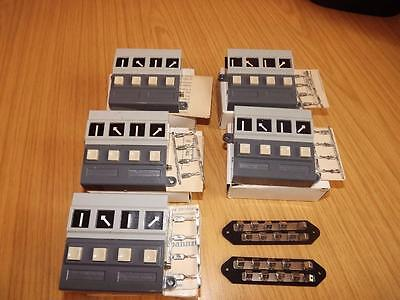 T56: Collection of VEB / Permot Points Switch Boards x 5