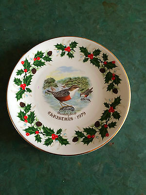 Royal Grafton Twelve Days of Christmas 1979 Fourth Edition collectors plate