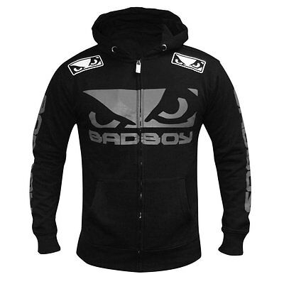 Bad Boy Walkout Hoodie Charcoal