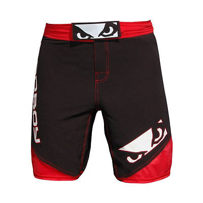 Bad Boy Legacy 2 MMA Shorts Black/Red
