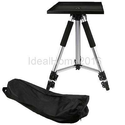 Projector Flexible Portable Tripod Bracket Mount Laptop Holder Stand Tray #1