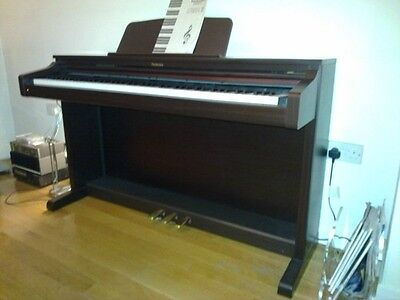 Technics SX-PX224 Digital Piano in mahogany full size 88 weighted keys, DELIVERY