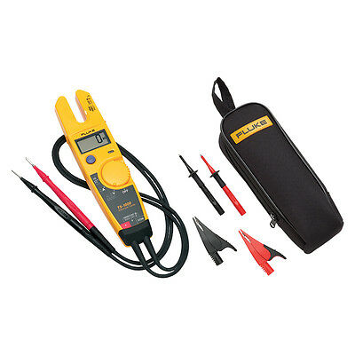 *Exclusive* Fluke T5-1000 Voltage & Current Tester + FREE Accessory Kit! / UK