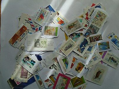 Spain - 100 Postage Stamps as shown in picture (C)