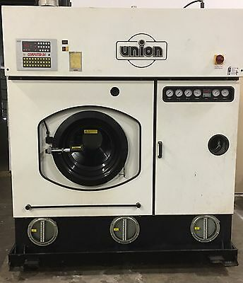 Union 35lb Dry Cleaning Machine (Used)